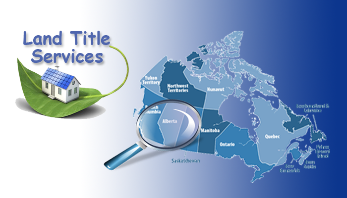 Canada wide Land title Services